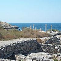 Pisa Wreck, Crimea